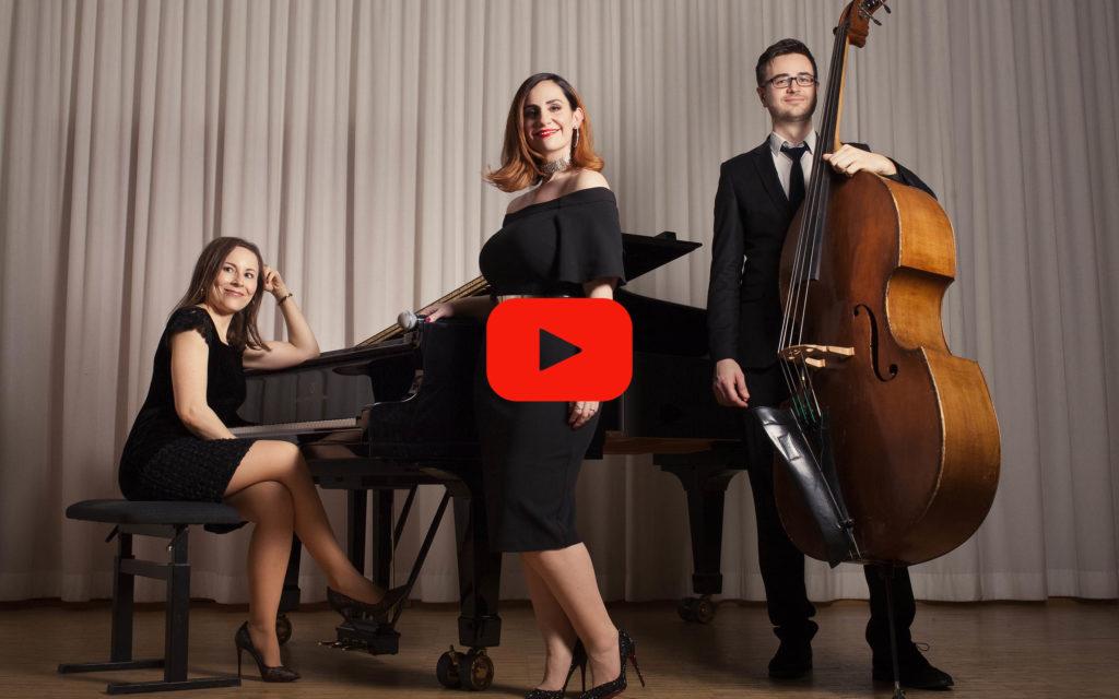Band für Hochzeit, Firmenevent Sängerin Saxophon Kontrabass