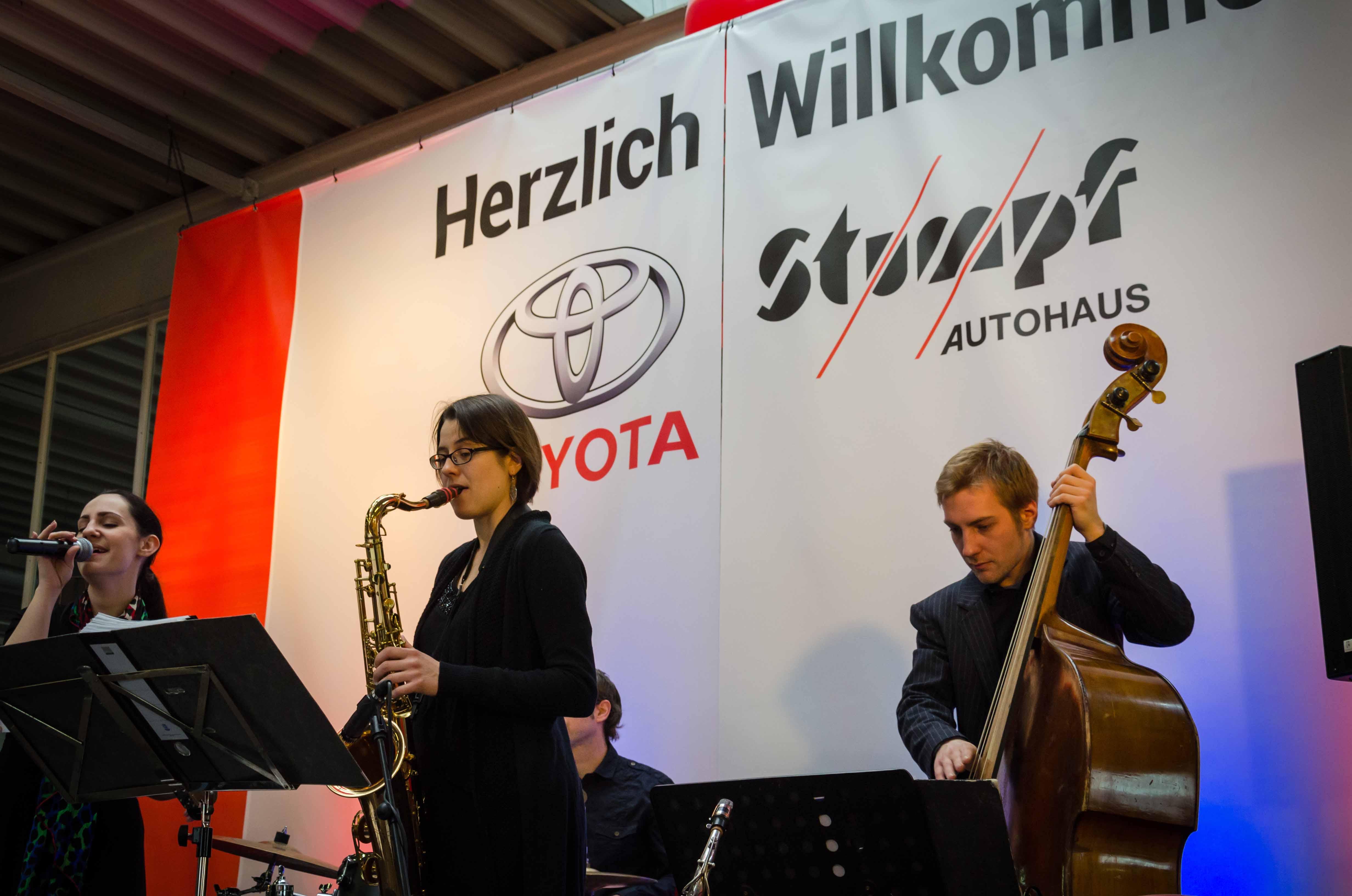 Toyota Autohaus Stumpf