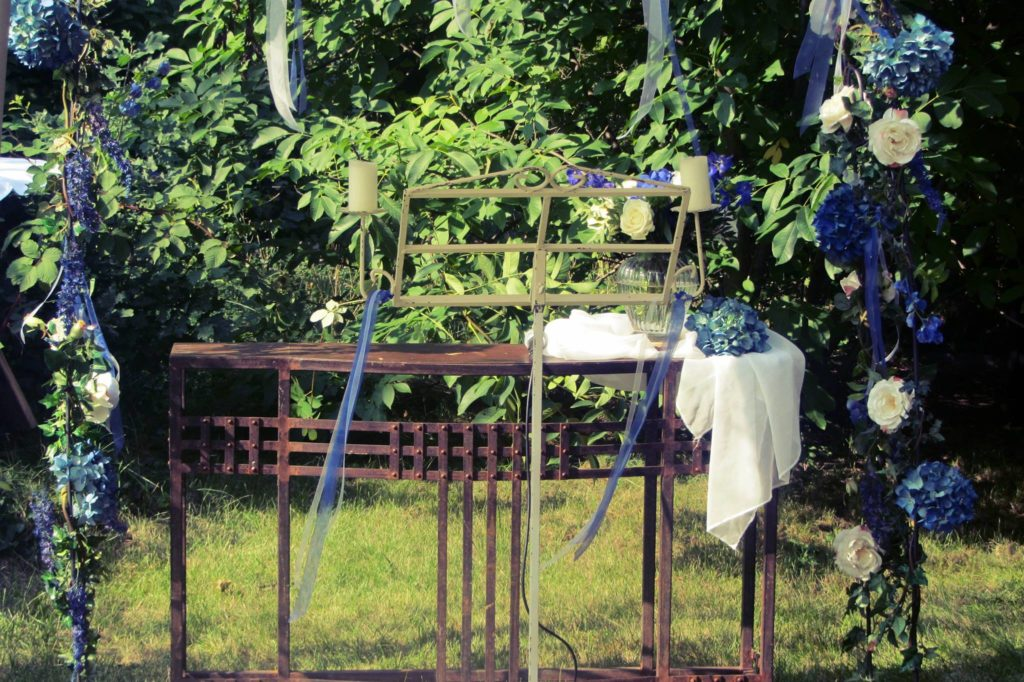 Band für Hochzeit, Firmenevent Sängerin, Trauungszeremonie