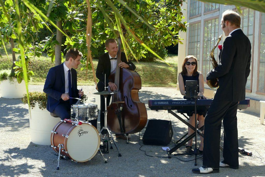 Band für Hochzeit, Firmenevent, Gala